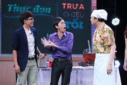 """Hội quán tiếu lâm tập 3: Hoài Linh khẳng định Hòa Hiệp bị """"pê đê"""" - Ảnh 3"""