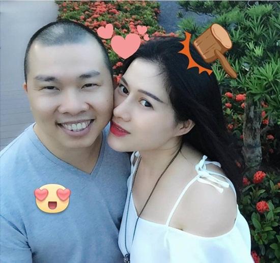 """Cận cảnh nhan sắc vợ trẻ của diễn viên """"đầu gấu"""" nhất Việt Nam - Ảnh 2"""
