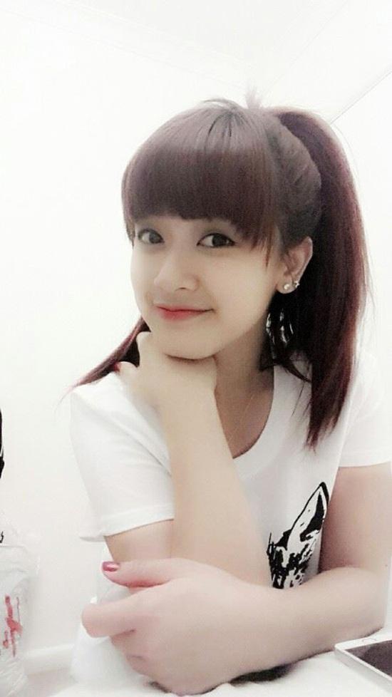 Nhan sắc giống hotgirl Chi Pu của bà xã Only C - Ảnh 4