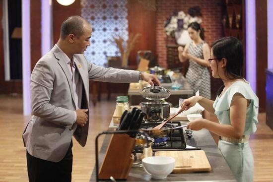 Vua đầu bếp 2015 tập 1: Christine Hà và Hoàng Khải bất đồng ý kiến - Ảnh 6