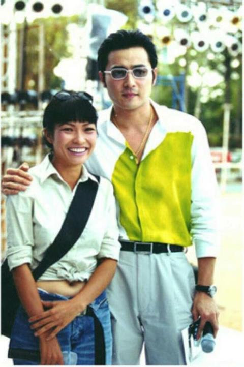 """Phương Thanh hát """"Trái tim không ngủ yên"""" với Jang Dong Gun - Ảnh 2"""