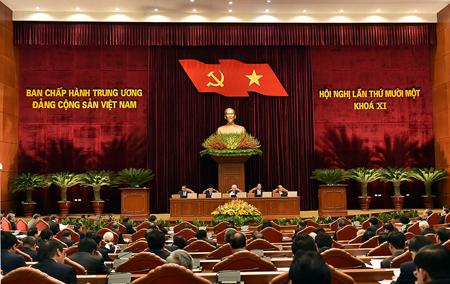 Ban chấp hành Trung ương tiếp tục bàn về nhân sự Đại hội khóa 12 - Ảnh 1