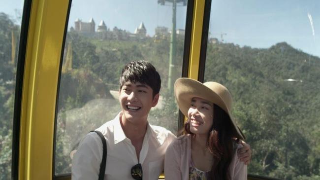 Phim Tuổi thanh xuân: Linh và Junsu tận hưởng kỳ nghỉ lãng mạn - Ảnh 1