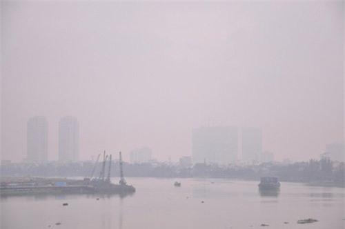Sài Gòn vẫn u ám do mù khô bao trùm trong vài ngày tới - Ảnh 5