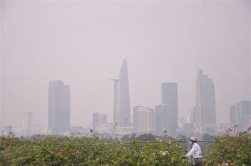 Sài Gòn vẫn u ám do mù khô bao trùm trong vài ngày tới - Ảnh 6