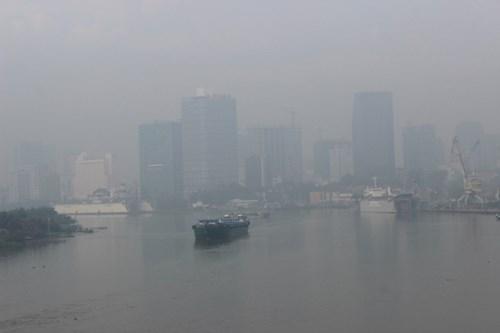 Tình trạng mù khô chưa thể chấm dứt tại TP HCM - Ảnh 3