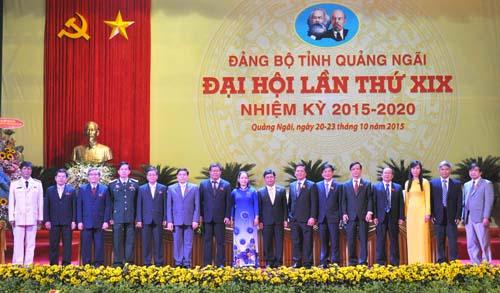 Danh sách 58 Bí thư Tỉnh ủy, Thành ủy nhiệm kỳ 2015-2020 - Ảnh 2