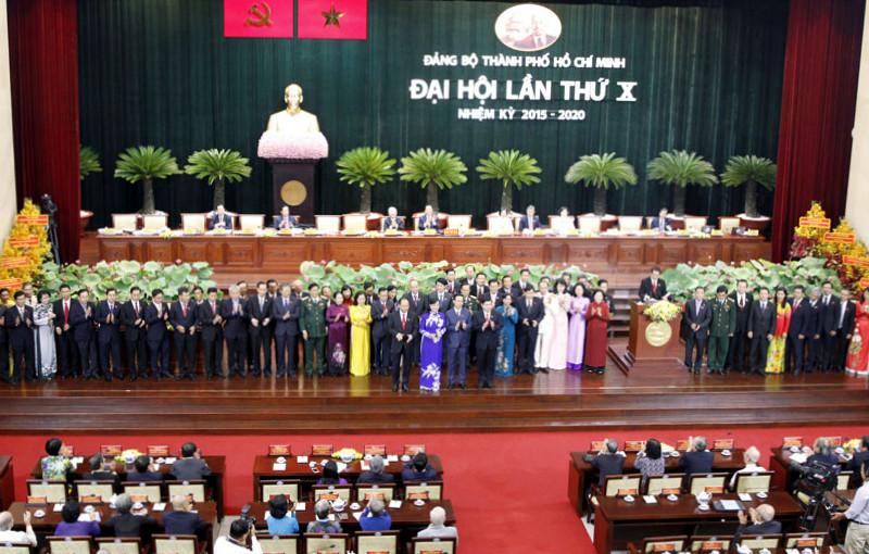 Danh sách 58 Bí thư Tỉnh ủy, Thành ủy nhiệm kỳ 2015-2020 - Ảnh 4