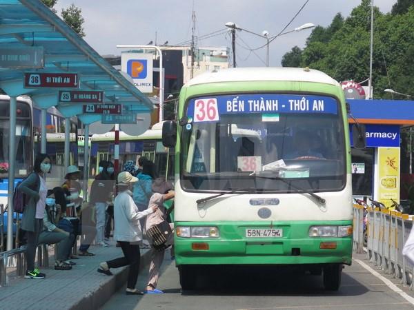 """""""Tuyến xe buýt xin chào, xin phép, xin cảm ơn..."""" được ra quân tại TP. HCM - Ảnh 1"""