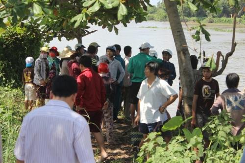 Tìm thấy thi thể nam thanh niên Bình Dương nhảy sông Sài Gòn - Ảnh 1