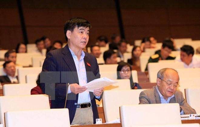 Kỳ họp thứ 10 của Quốc hội: Trả lời đầy đủ kiến nghị của cử tri - Ảnh 1