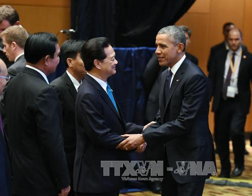 Hội nghị Cấp cao ASEAN với các đối tác - Ảnh 3