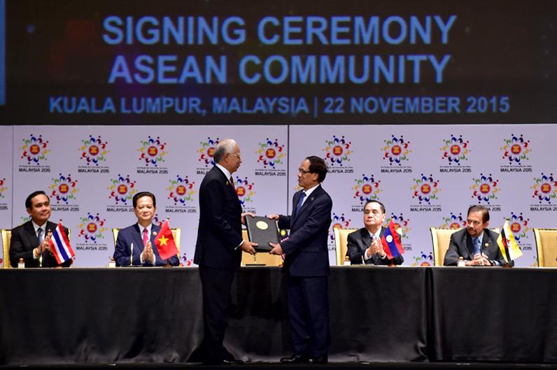 Dấu mốc lịch sử của ASEAN - Ảnh 2