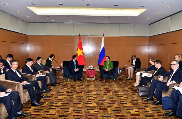 Làm sâu sắc hơn quan hệ đối tác chiến lược toàn diện Việt-Nga - Ảnh 2