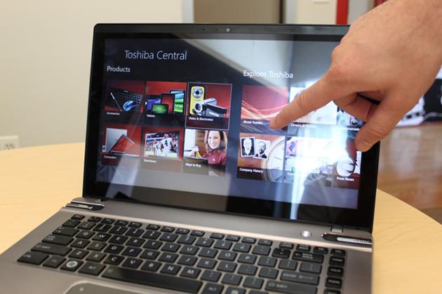 """Laptop màn hình cảm ứng: """"Lợi thì có lợi nhưng..."""" - Ảnh 2"""