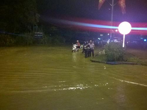 Mưa lớn tại Quảng Ninh, ba mẹ con chết trong lúc ngủ - Ảnh 2