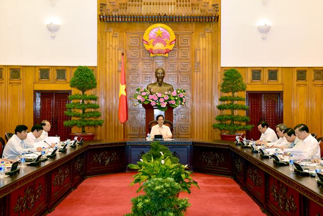 Hoạt động nổi bật của lãnh đạo Chính phủ trong tuần - Ảnh 1