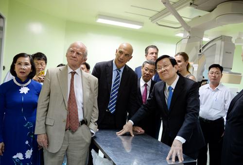 TP HCM đầu tư 102 tỷ đồng cho dự án Viện Tim  - Ảnh 1