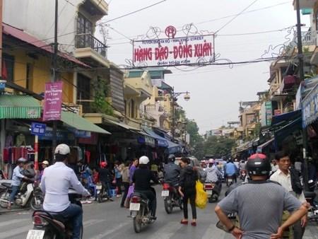 Một số tuyến phố cổ Hà Nội được đề xuất lát đá mặt đường - Ảnh 1
