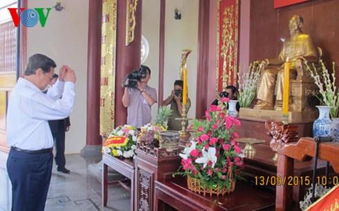 Thủ tướng dự lễ khởi công dự án đầu tư lớn nhất của Việt Nam tại Lào - Ảnh 3