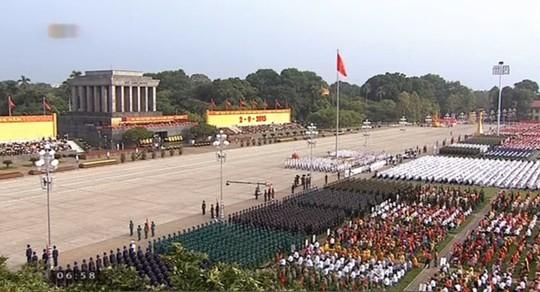 Lực lượng Quân đội Nhân dân Việt Nam diễu binh, diễu hành ngày 2/9 - Ảnh 1