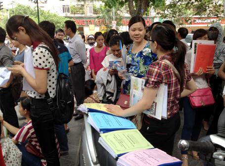 TP Hà Nội tuyển công chức không quá 50% số biên chế đã nghỉ hưu - Ảnh 1