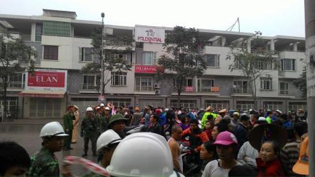 Chủ tịch UBND TP Hà Nội trực tiếp chỉ đạo cứu nạn vụ nổ lớn tại Hà Đông - Ảnh 3