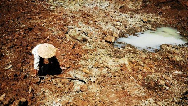 Hạn mặn còn kéo dài, Ban chỉ đạo TƯ về phòng chống thiên tai ra công điện khẩn - Ảnh 1