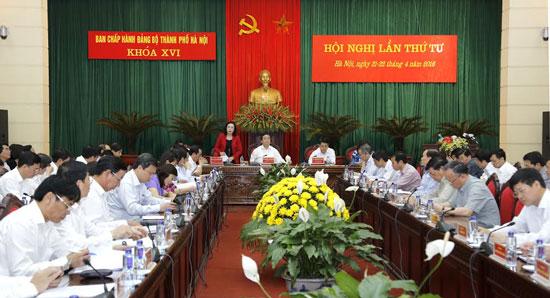 Hà Nội sẽ thí điểm thi tuyển chức danh lãnh đạo cấp sở - Ảnh 1