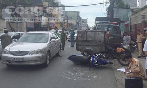 Tin tai nạn giao thông mới nhất ngày 21/7 - Ảnh 1