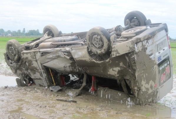 Tin tai nạn giao thông mới nhất ngày 5/7/2016 - Ảnh 1