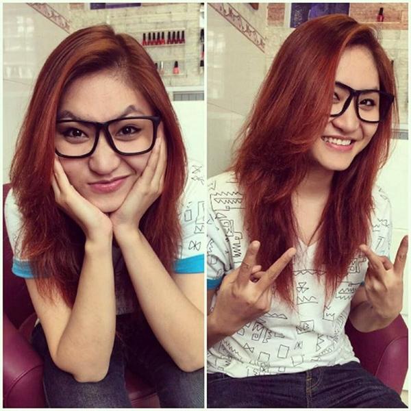 """Vicky Nhung The Voice """"kể khổ"""" về những ngày đầu đi hát - Ảnh 3"""