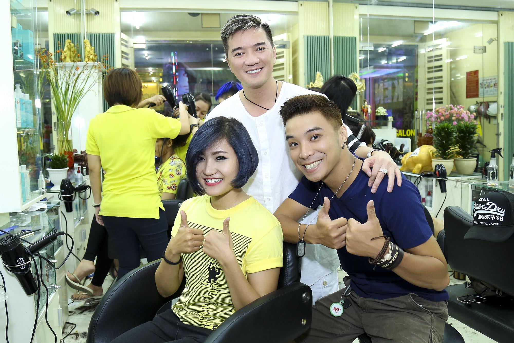 """Vicky Nhung The Voice """"kể khổ"""" về những ngày đầu đi hát - Ảnh 2"""