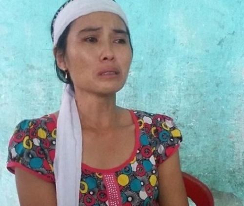 Vành khăn trắng trên đầu người đàn bà khốn khổ nuôi hai con bị down - Ảnh 3