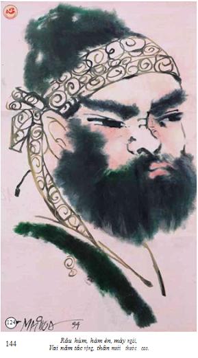 Trưng bày bộ tranh sơn dầu cỡ lớn minh họa nội dung Truyện Kiều - Ảnh 1