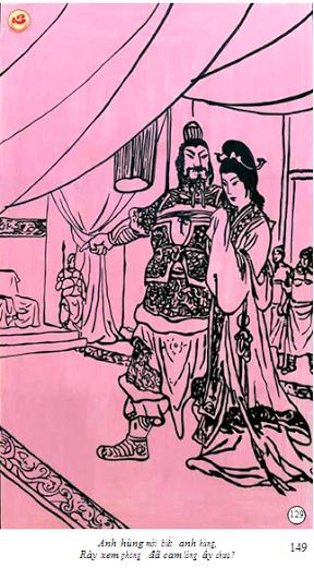 Trưng bày bộ tranh sơn dầu cỡ lớn minh họa nội dung Truyện Kiều - Ảnh 2