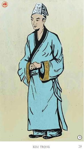 Trưng bày bộ tranh sơn dầu cỡ lớn minh họa nội dung Truyện Kiều - Ảnh 5