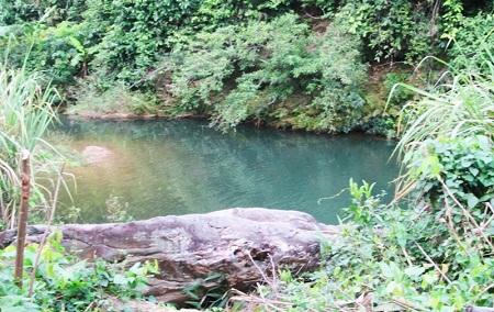 Tắm suối, một cán bộ rừng phòng hộ chết đuối thương tâm - Ảnh 1