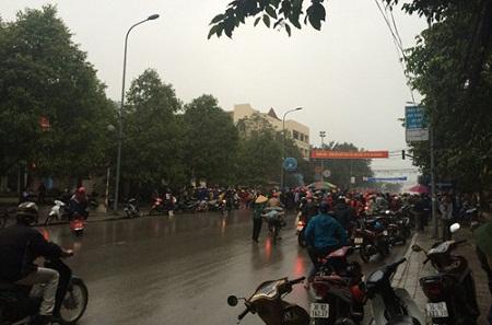 Cảnh sát bác bỏ thông tin vụ nổ súng tại Sầm Sơn - Ảnh 1