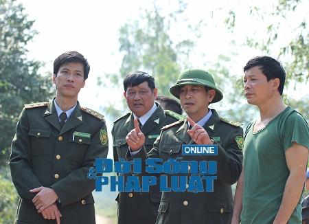 Bắt quả tang nhóm lâm tặc phá rừng đặc dụng Cha Lo - Ảnh 3