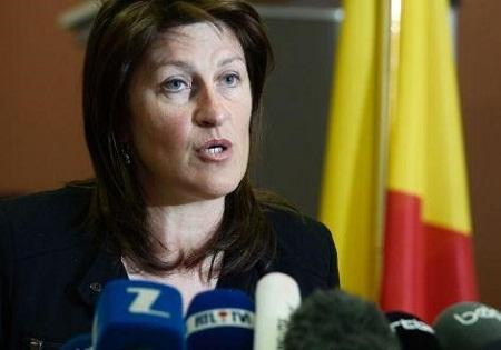 Bỉ thay Bộ trưởng Giao thông sau vụ khủng bố Brussels - Ảnh 1