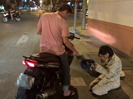 Nha Trang lập đường dây nóng tiếp nhận thông tin về người ăn xin - Ảnh 1