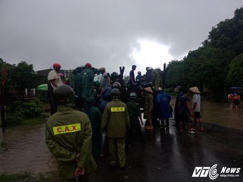Hình ảnh nhiều xã bị chia cắt bởi mưa lớn tại Đắk Lắk - Ảnh 3