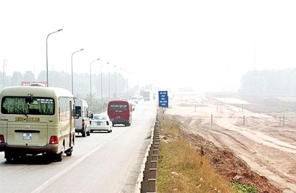 Lùi thi công cao tốc Bắc Giang - Lạng Sơn để phục vụ kỳ thi THPT Quốc gia  - Ảnh 1