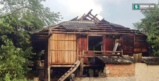 Yên Bái: Giông lốc tàn phá gần 1.300 ngôi nhà, 6 người bị thương - Ảnh 1