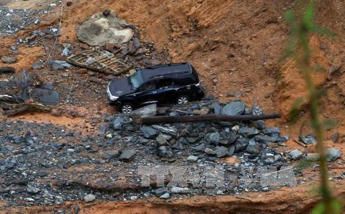 Lời kể nhân chứng vụ vỡ đường ống nước thủy điện sông Bung 2 - Ảnh 2
