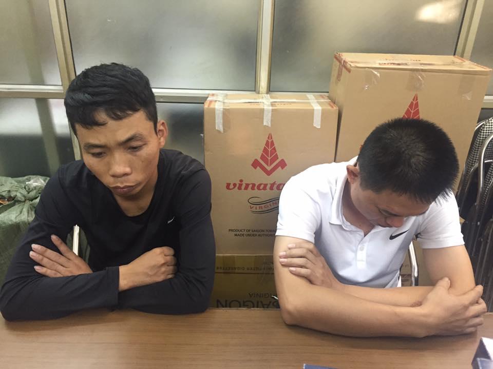 Đột kích kho thuốc lá, đồ chơi trẻ em nhập lậu tại Bắc Ninh - Ảnh 1