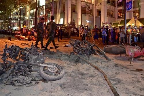 Khuyến cáo công dân Việt Nam tránh những điểm đông người ở Bangkok - Ảnh 1