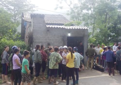 Nghi án chồng giết vợ rồi tự tử ở Lào Cai - Ảnh 1