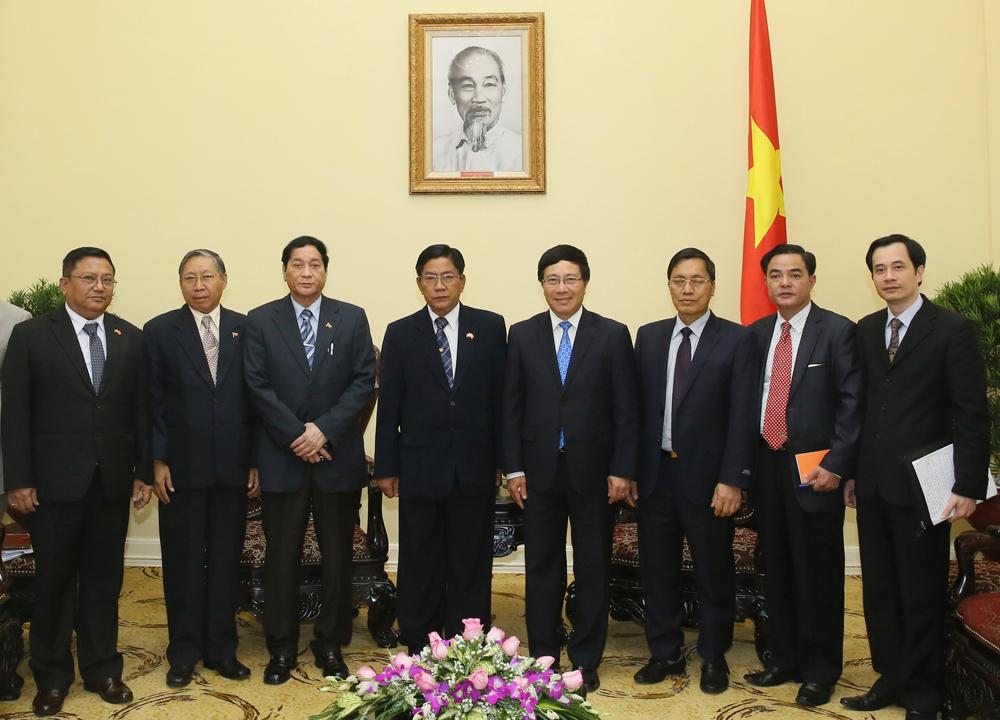 Việt Nam, Myanmar thúc đẩy hợp tác chống tham nhũng - Ảnh 2